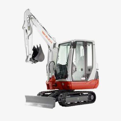 takeuchi-2.8t-excavator