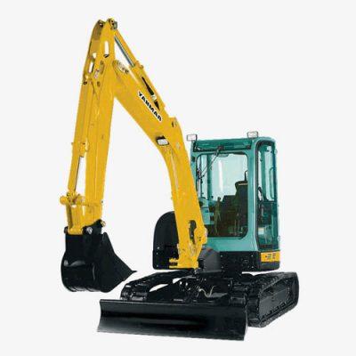 yanmar-5t-excavator