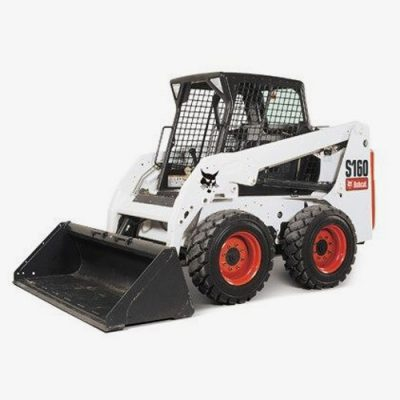 Bobcat-S160-5ft-Skidsteer